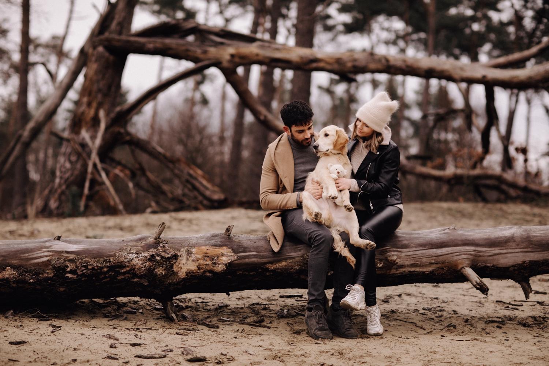 hondenfotografie familie gezinsfotografie