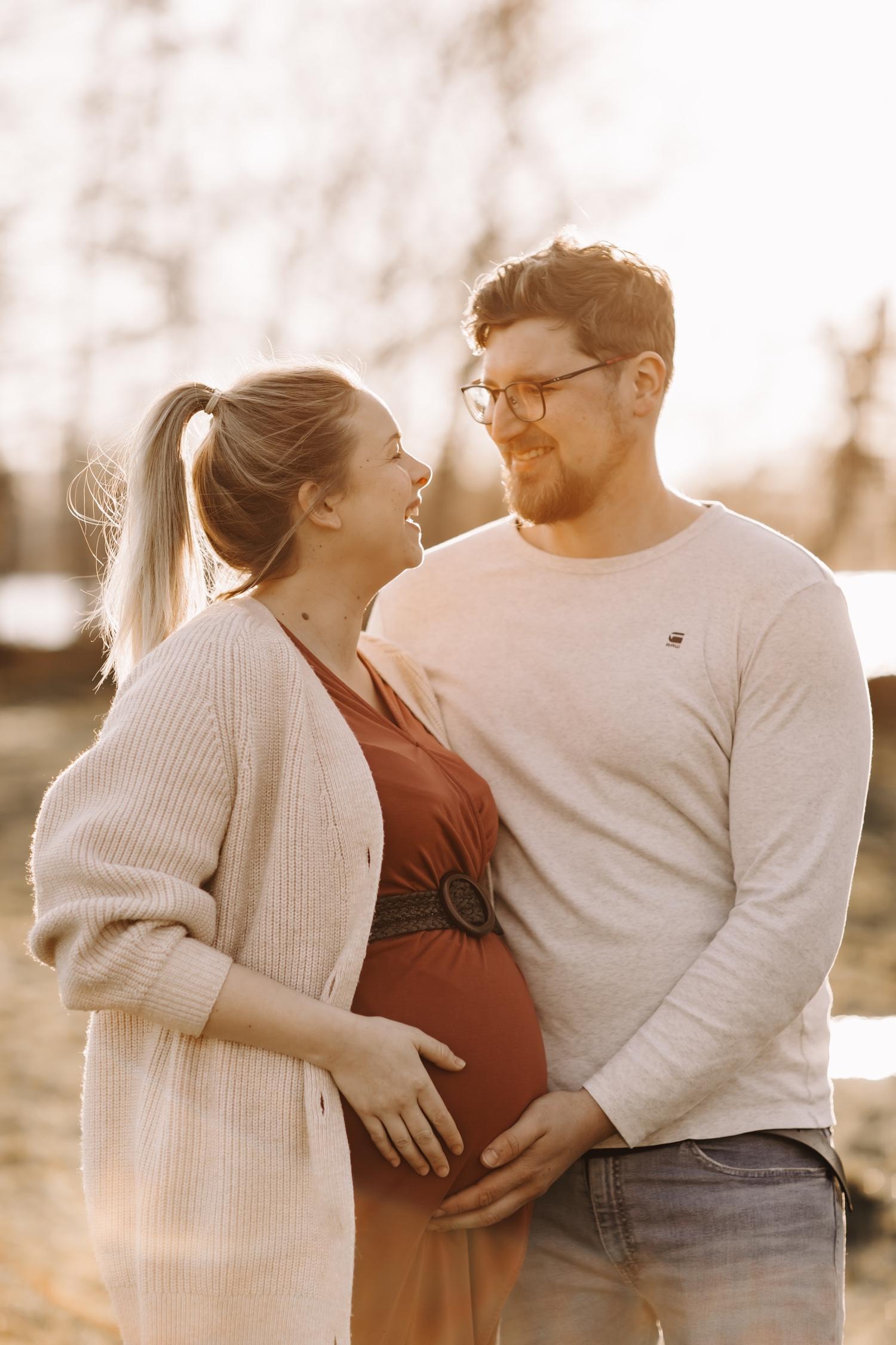 Maternity Zwangerschap fotosessie