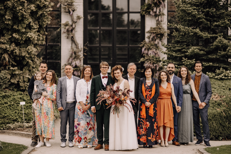 Huwelijksfotograaf limburg - kruidtuin leuven